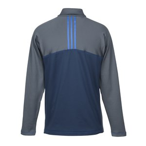 adidas Golf 1/2-Zip Pullover - Men's - Embroidered Image 2 of 2