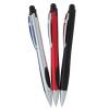 View Extra Image 3 of 5 of Landon Light-Up Logo Stylus Twist Pen
