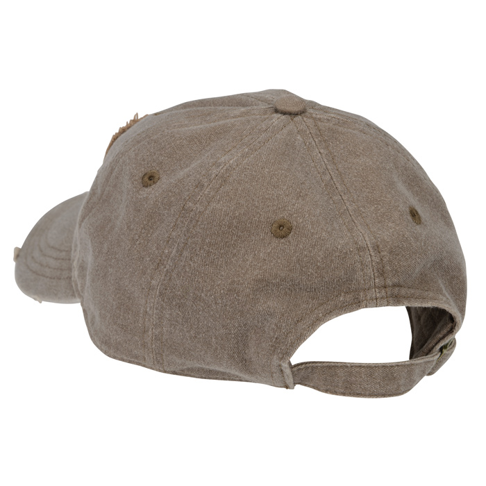 4imprint.com  Authentic Pigment Pigment-Dyed Raw-Edge Patch Baseball Cap  143491 4fafaf8676e1