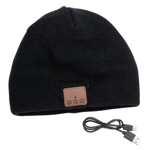 Bluetooth Headphone Beanie Image 3 of 3