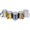 View Extra Image 1 of 1 of Iridescent Ceramic Mug - 11 oz.