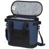 View Image 2 of 8 of Koozie Heathered 20-Can Tub Kooler Tote - Embroidered