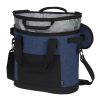 View Image 3 of 8 of Koozie Heathered 20-Can Tub Kooler Tote - Embroidered