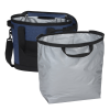 View Image 4 of 8 of Koozie Heathered 20-Can Tub Kooler Tote - Embroidered