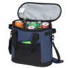View Image 5 of 8 of Koozie Heathered 20-Can Tub Kooler Tote - Embroidered