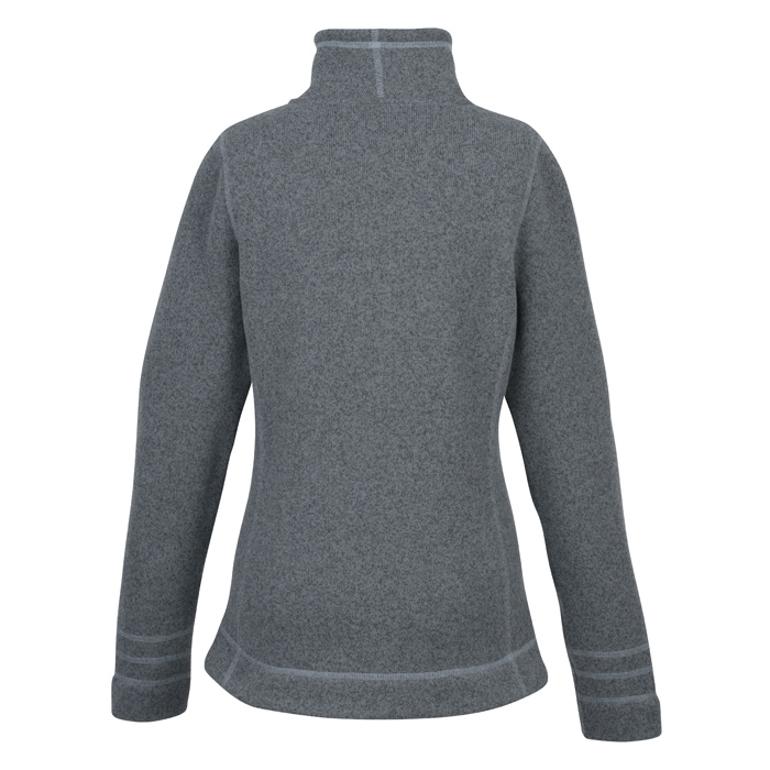 0e76c89a9c02 4imprint.com  The North Face Heather Fleece Jacket - Ladies  143790-L