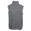 View Extra Image 1 of 2 of The North Face Sweater Fleece Vest - Men's