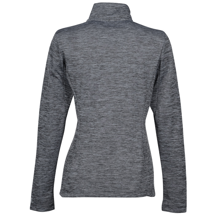 7763fe68b 4imprint.com  Russell Athletic Performance 1 4-Zip Pullover - Ladies  -  Embroidered 143909-L-E