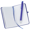 """View Image 2 of 4 of TaskRight Afton Notebook with Pen - 5-1/2"""" x 3-1/2"""" - Full Color"""