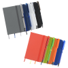 """View Image 4 of 4 of TaskRight Afton Notebook with Pen - 5-1/2"""" x 3-1/2"""" - Full Color"""