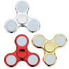 View Extra Image 1 of 4 of LED Metallic Fidget Spinner - 24 hr