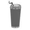 View Extra Image 1 of 5 of Brooklyn Vacuum Travel Tumbler - 16 oz. - 24 hr