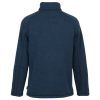 View Extra Image 1 of 2 of Sweater Knit Fleece Jacket - Men's