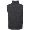 View Image 2 of 3 of Sweater Knit Fleece Vest - Men's