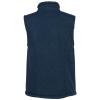 View Extra Image 1 of 2 of Sweater Knit Fleece Vest - Ladies'