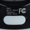 View Extra Image 9 of 9 of Ozzy Tritan Audio Bottle - 24 oz. - Light-Up Logo