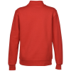 View Extra Image 1 of 2 of Fruit of the Loom Sofspun 1/4-Zip Sweatshirt - Ladies' - Embroidered