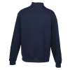 View Extra Image 1 of 2 of Fruit of the Loom Sofspun 1/4-Zip Sweatshirt - Men's - Embroidered