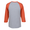 View Extra Image 2 of 2 of LAT Vintage Fine Jersey Baseball Tee - Men's - Screen