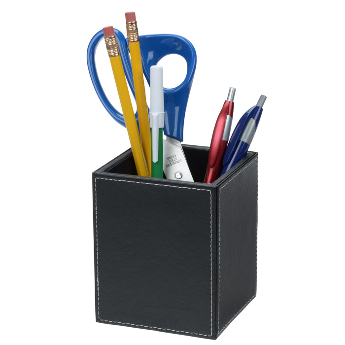 4imprint.com: Executive Pen and Pencil Cup 145396 ...