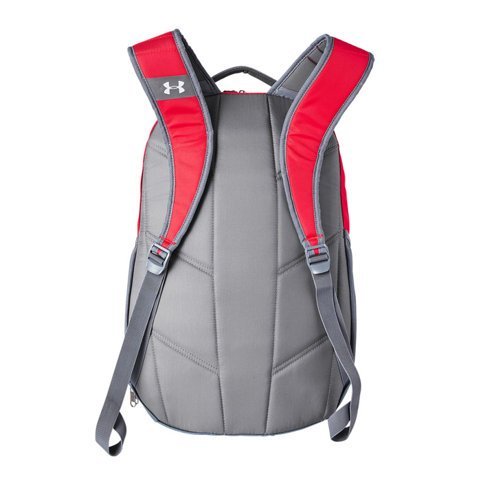 4imprint.com  Under Armour Hustle II Backpack - Full Color 145423-FC 3538fefee24a5