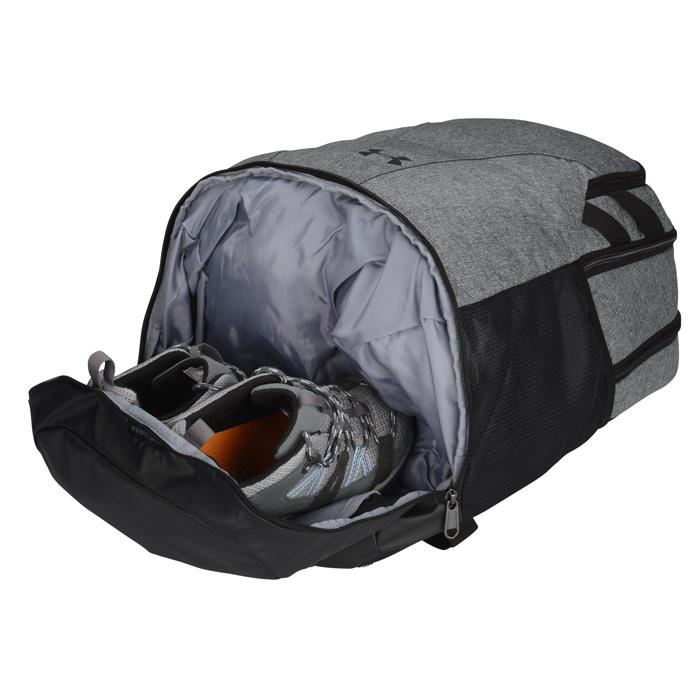 4imprint.com  Under Armour Hustle II Backpack - Full Color 145423-FC e1b58eb4a2ed4