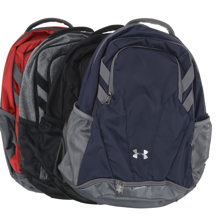 4imprint.com  Under Armour Hustle II Backpack - Embroidered 145423-E f83a2031b0