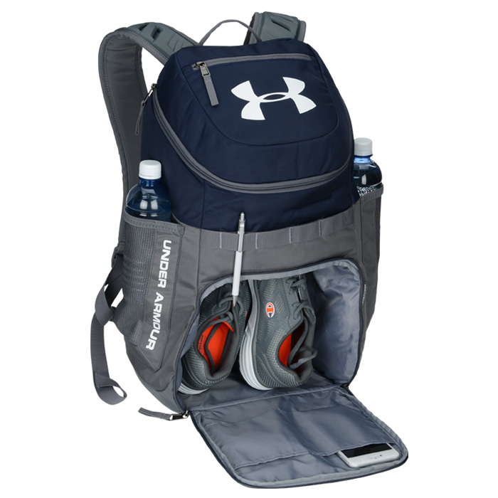 f4facd8ce2c 4imprint.com: Under Armour Undeniable Backpack - Full Color 145425-FC