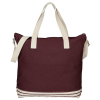 View Extra Image 2 of 3 of Boden 10 oz. Cotton Tote - Embroidered