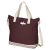 View Extra Image 3 of 3 of Boden 10 oz. Cotton Tote - Embroidered