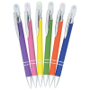 View Extra Image 3 of 3 of Incline Soft Touch Metal Pen/Highlighter