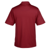 View Extra Image 1 of 2 of CrownLux Performance Plaited Pocket Polo - Men's