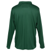 View Extra Image 1 of 2 of Zone Long Sleeve Performance Polo - Men's