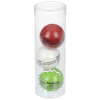 View Extra Image 3 of 3 of Holiday Lip Moisturizer Ball Set
