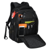View Extra Image 3 of 5 of elleven Underseat 17 inches Laptop Backpack - Embroidered