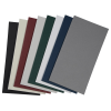 """View Extra Image 1 of 2 of Linen Paper Two-Pocket Mini Folder - 9-1/2"""" x 5"""""""