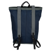 View Image 2 of 2 of Camden Lightweight Ripstop Backpack - 24 hr