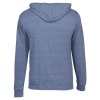 View Extra Image 1 of 2 of Lightweight Tri-Blend Full-Zip Hoodie - Screen