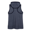 View Extra Image 1 of 2 of New Era Heritage Blend Hoodie Tank - Ladies' - Embroidered