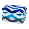 View Image 4 of 4 of Monte Carlo Beach Towel