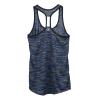 View Extra Image 2 of 2 of OGIO Endurance Space Dye Racerback Tank - Ladies' - Screen