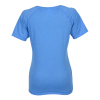 View Extra Image 2 of 2 of Voltage Tri-Blend Wicking T-Shirt - Ladies' - Screen