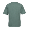 View Extra Image 2 of 2 of Voltage Tri-Blend Wicking T-Shirt - Men's - Embroidered