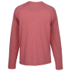 View Extra Image 1 of 2 of Voltage Tri-Blend Wicking LS T-Shirt - Men's