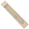 View Extra Image 1 of 1 of Double Bevel Ruler - 6 inches
