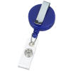 View Extra Image 1 of 3 of Retracting Badge Holder - Round - Opaque - 24 hr
