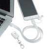 View Image 2 of 6 of Layton Duo Charging Cable Lanyard