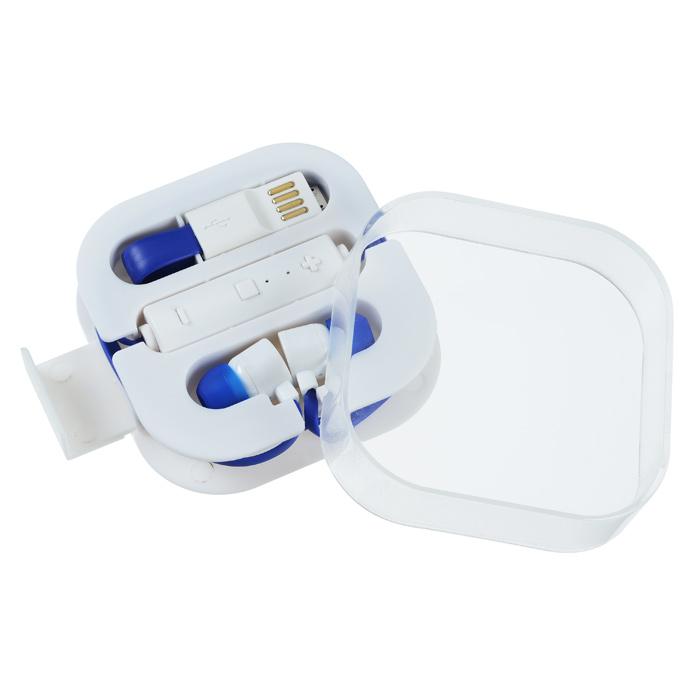 4imprint Com Clear View Bluetooth Ear Buds 146469