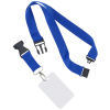 View Extra Image 1 of 2 of Maverick Lanyard & Badge Combo - 40 inches - 3-1/2 inches x 2 inches