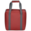 View Extra Image 1 of 3 of Game On Tarpaulin Cooler Tote- 24 hr